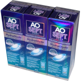 Aosept Plus 360ml x 3