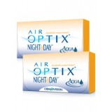 Air Optix Aqua Night & Day 6