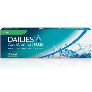 Dailies AquaComfort Toric Plus 30 pack