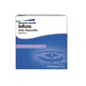 Soflens Daily 90 pack